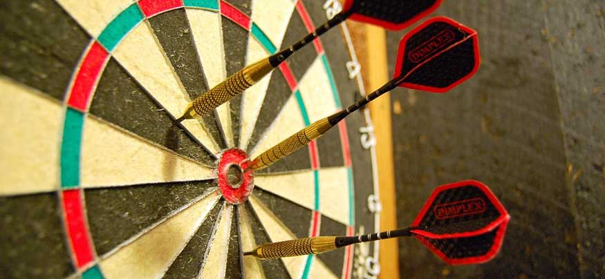 How to make a soundproof dartboard cabinet