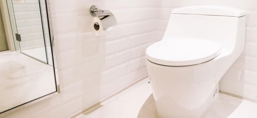 How to soundproof a toilet door or bathroom
