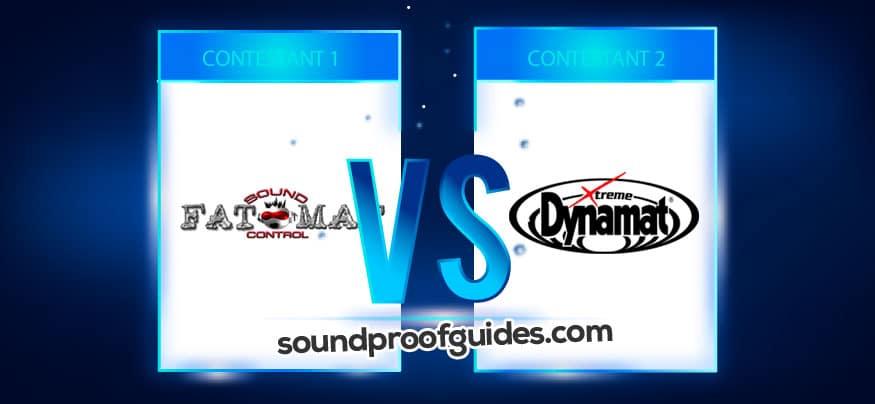 Fatmat sound deadener vs dynamat